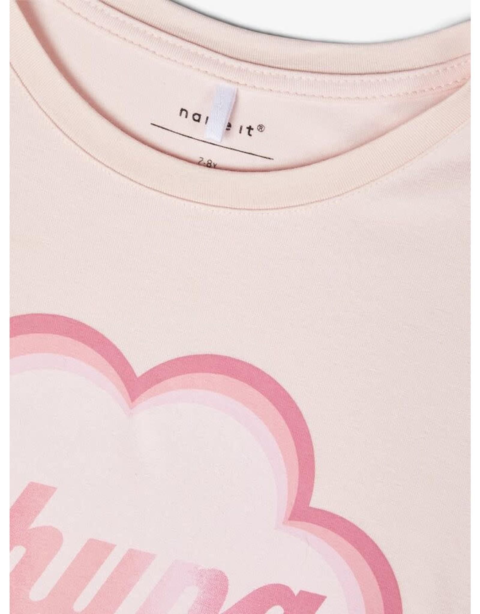 Name It T-shirt met korte mouwen voor de Chupa Chups lolly liefhebber