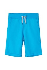 Name It Lange fel blauwe sweatshort