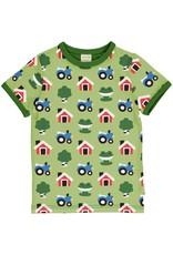 Maxomorra T-shirt met boerderij print