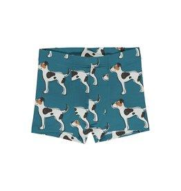 Maxomorra Boxer short met honden print