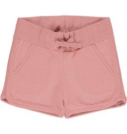 Maxomorra Roze korte sweatstof short