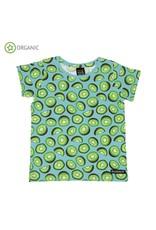 Villervalla T-shirt met kiwi's