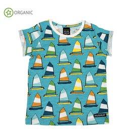 Villervalla T-shirt met zeilbootjes