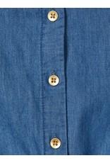 Name It Lichte stof jeans kleedje - LAATSTE MAAT 158