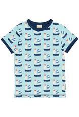 Maxomorra T-shirt met bootjes