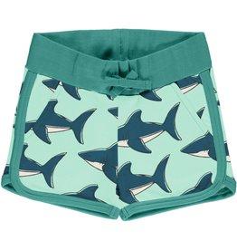 Maxomorra Korte short met haaienprint