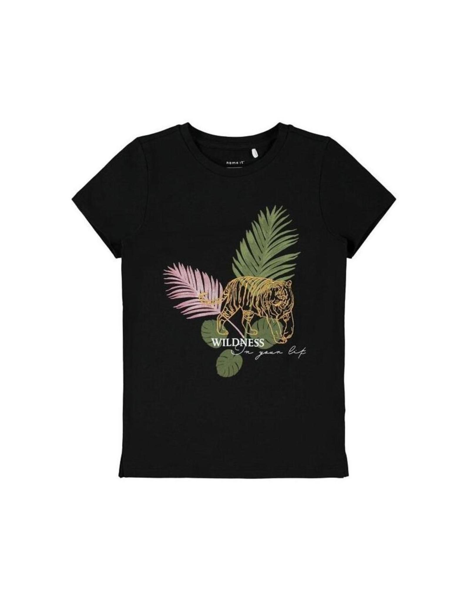 Name It T-shirt met tijger (2 kleuren)