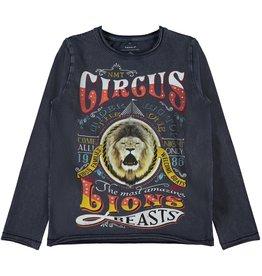 Name It Leuke circus t-shirt met lange mouwen