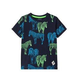 Name It T-shirt met zebra's