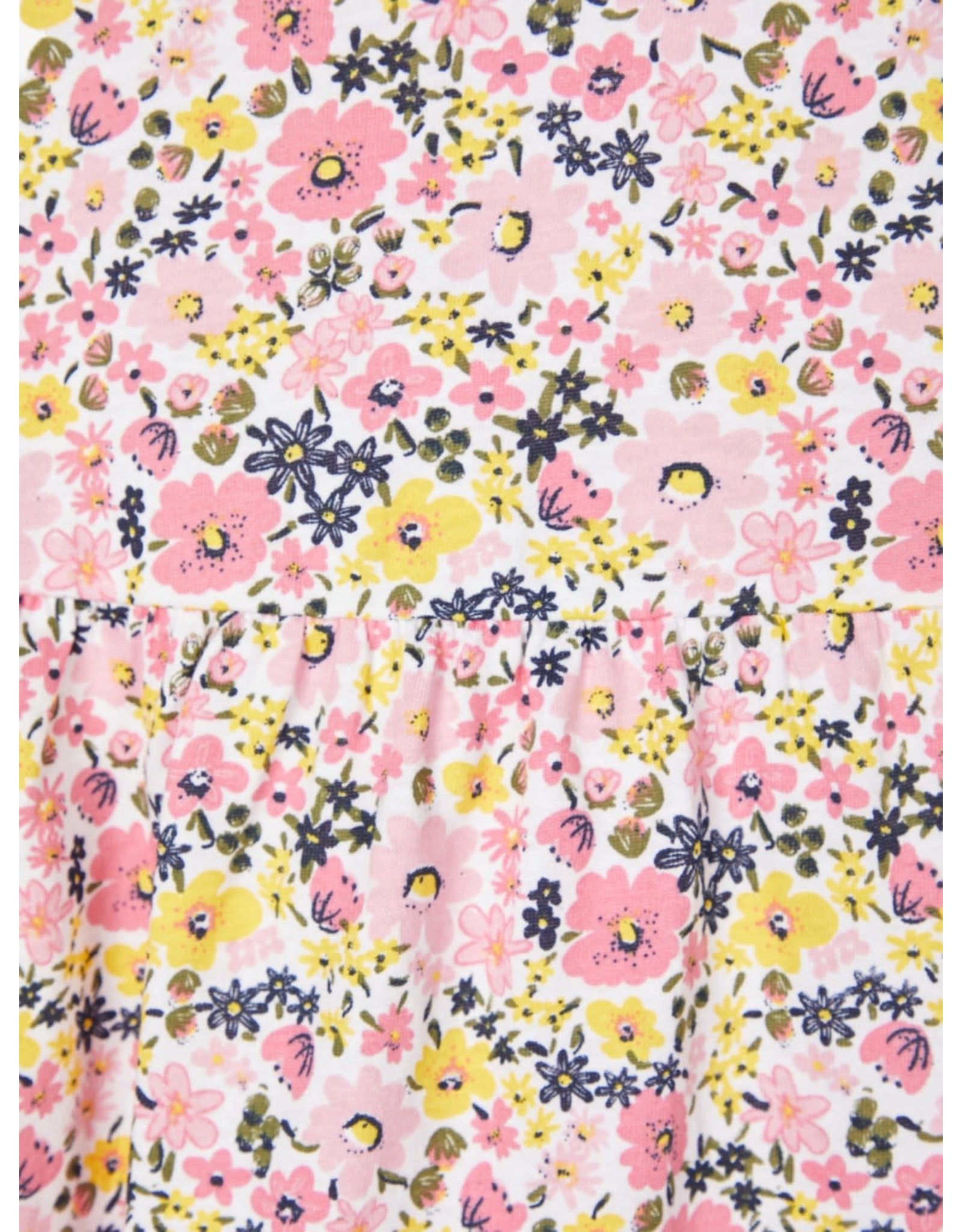 Name It Luchtige zomerjurk met bloemetjes