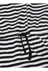 KIDS ONLY Zwart gestreepte zachte jurk