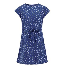 KIDS ONLY Blauw kleedje met kleine bloemetjes