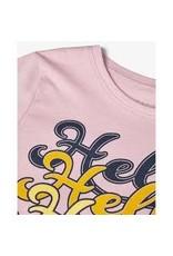 """Name It Bedrukte meisjes t-shirt """"Hello"""""""