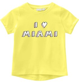 "Name It T-shirt met ""I love Miami"" print"