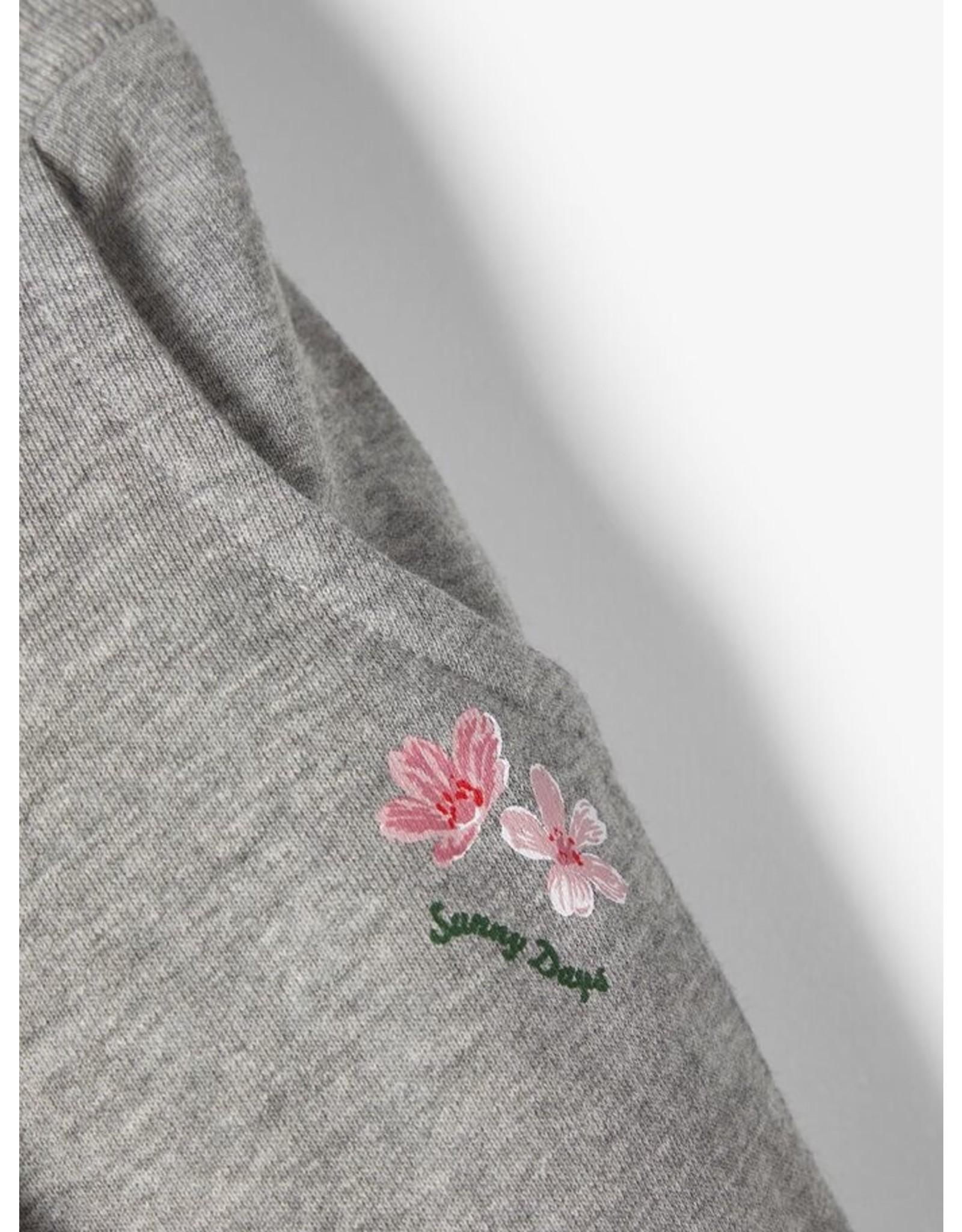Name It Jogging broek met bloemetjesprint (2 kleuren)