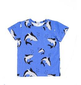 JNY Kids T-shirt met brave haaien
