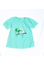 JNY Kids A-model t-shirt met zwaan