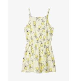 Name It Mouwloos zomerkleedje met ananas print
