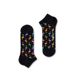 Happy Socks Flamingo lage sokken