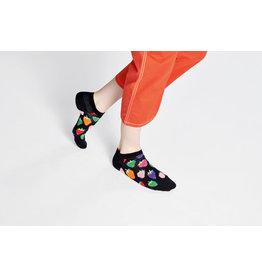 Happy Socks Aardbeien lage sokken