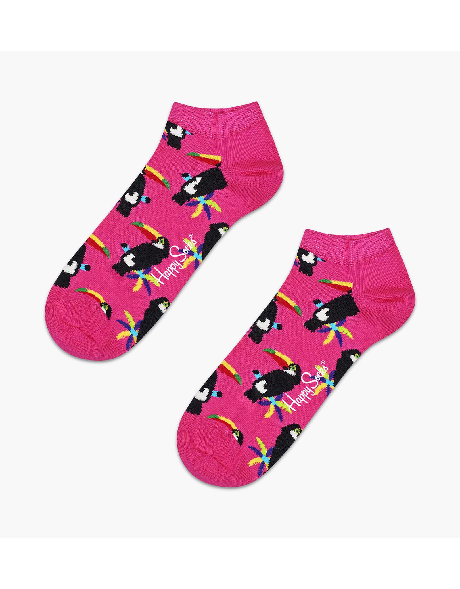 Happy Socks Toekan lage sokken