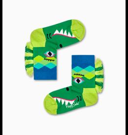 Happy Socks Krokodil sokken