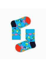 Happy Socks Sokken met bananen print