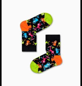 Happy Socks Sokken met aapjes print