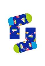 Happy Socks Sokken met stukjes cake