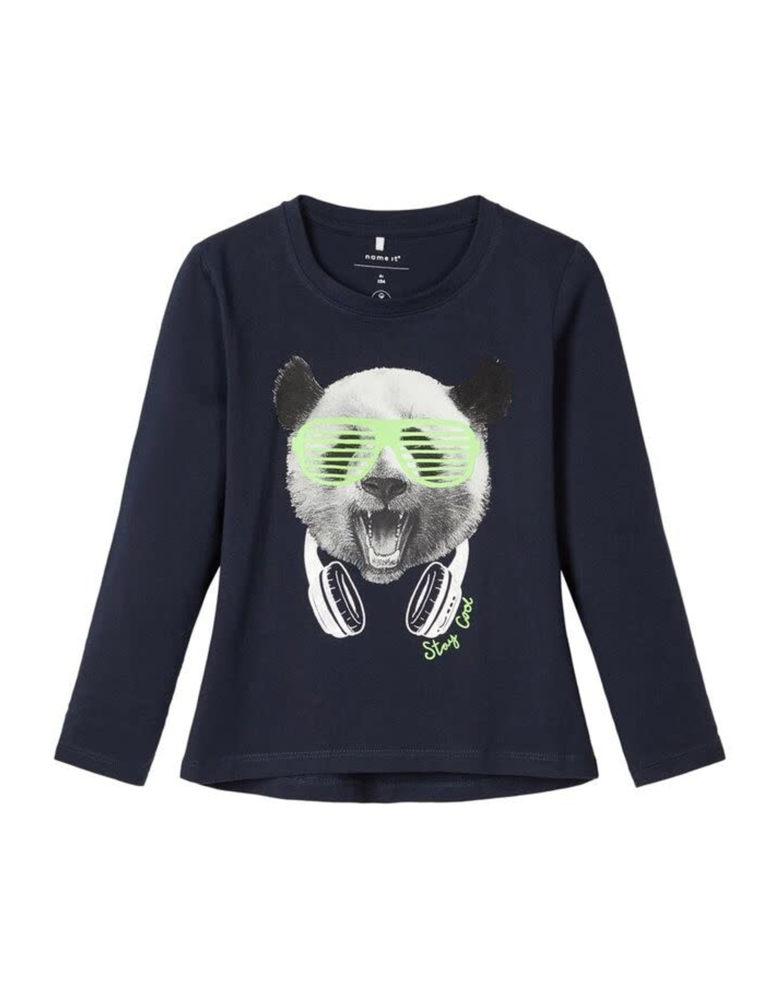 Name It T-shirt met panda