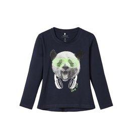 Name It T-shirt met panda