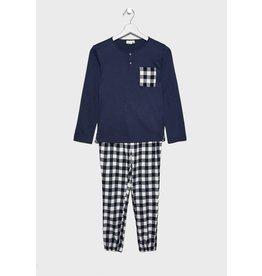 Name It Zachte katoenen pyjama met ruitjes