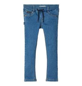 Name It Heel zachte regular fit jeans zonder knop