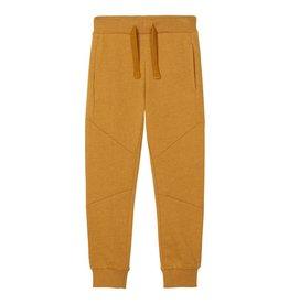 Name It Jogging broek oker kleurig voor de kleine jongens