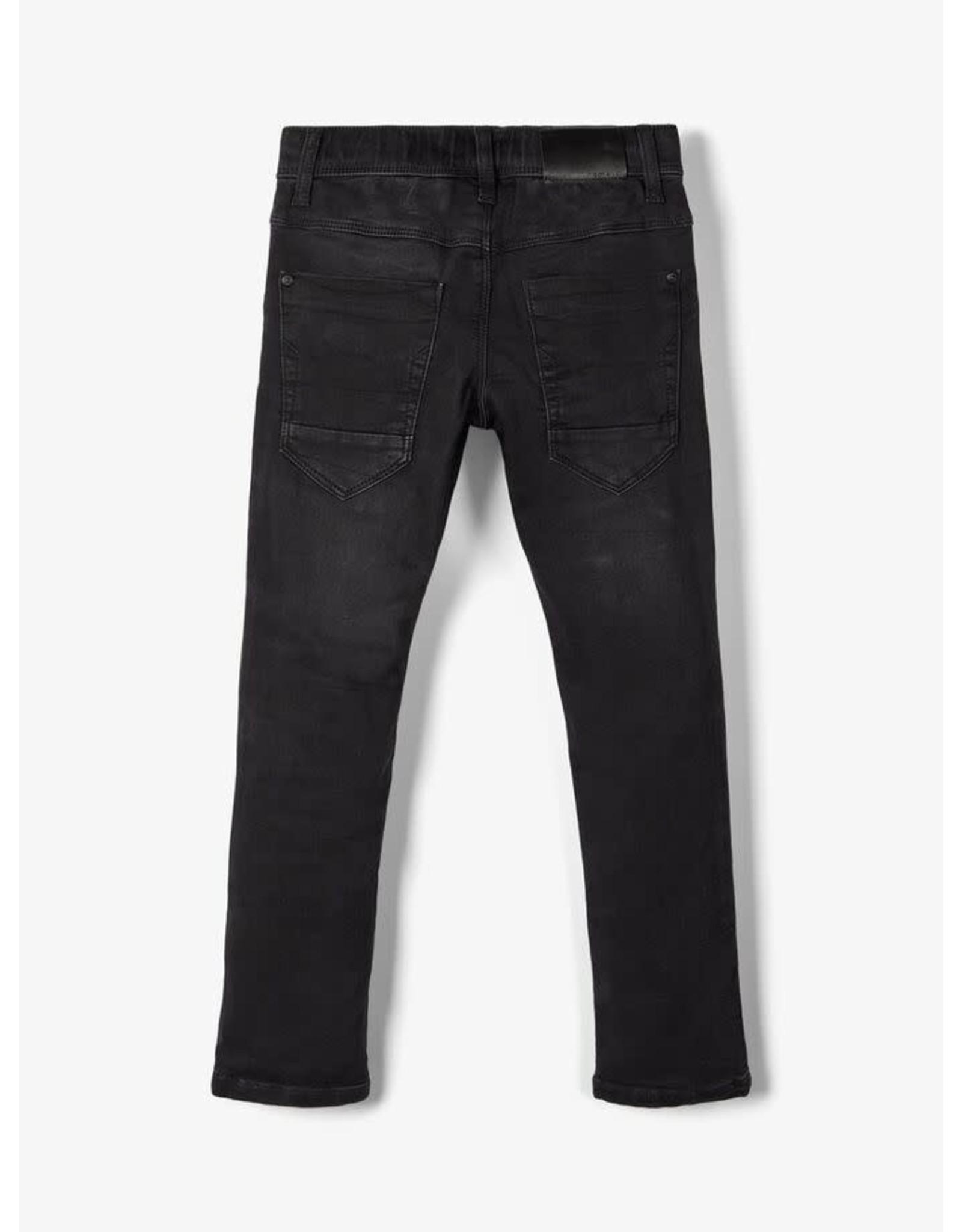 Name It Regular fit sweat denim jeans
