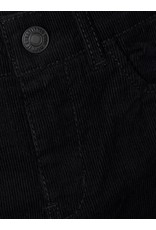 Name It Zwarte velours bootcut broek