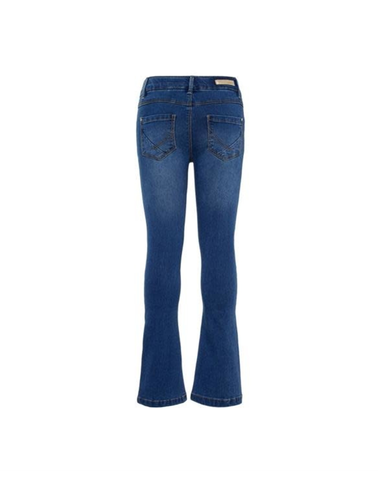 Name It Skinny stretchy bootcut jeans