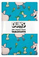 Duns Tafelkleed met varken print (220 x 140 cm)