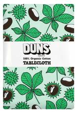 Duns Tafelkleed met kastanje print (220cm x 140cm)