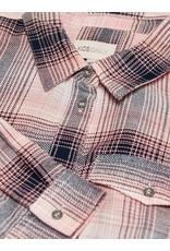 KIDS ONLY Geruit hemd kleed met riem