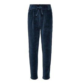 KIDS ONLY Donkerblauwe velours broek meisjes