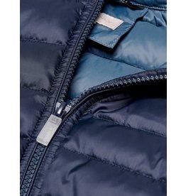 KIDS ONLY Lightweight donkerblauwe jas meisjes