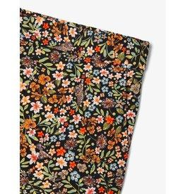 Name It Brede 7/8 broek met bloemetjes en tijgerprint