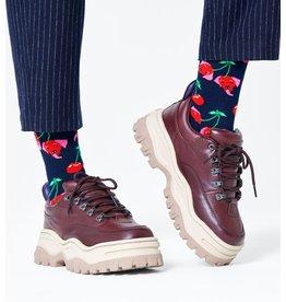 Happy Socks Sokken met honden krieken
