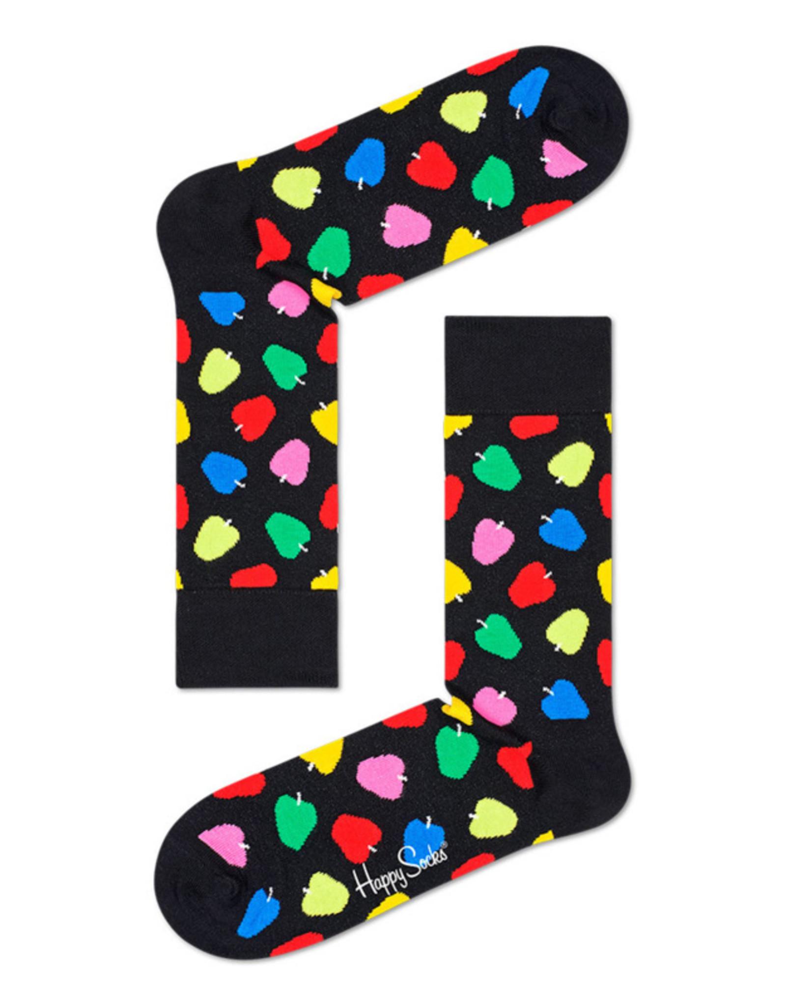 Happy Socks Sokken met gekleurde appeltjes (MAAT 41/46)