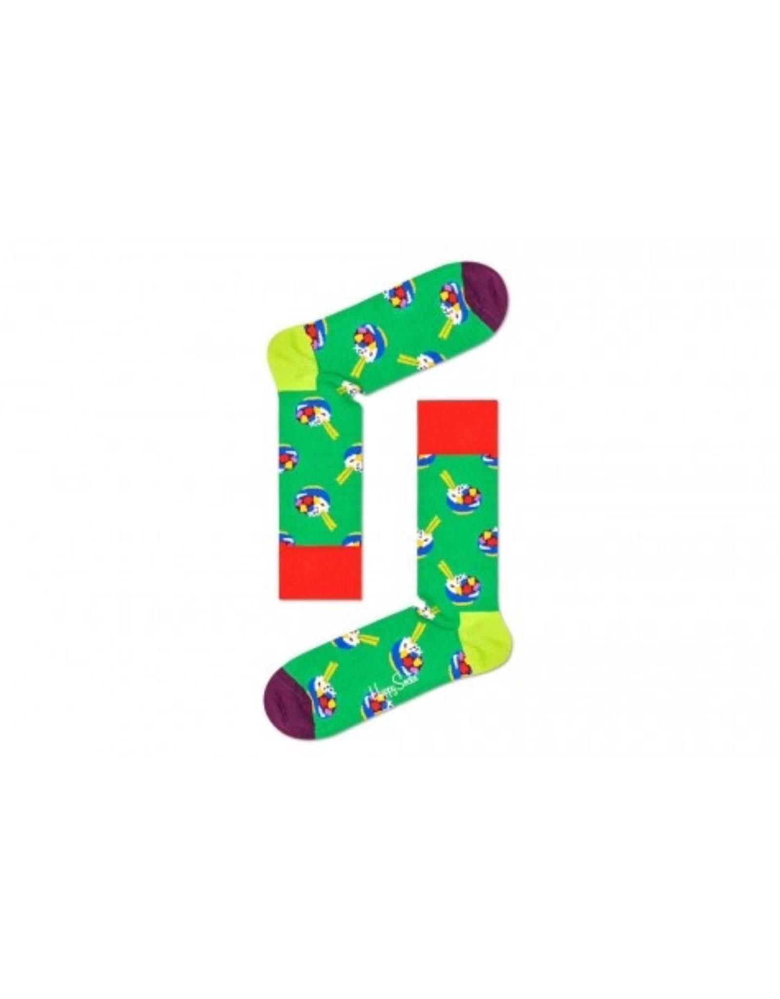 Happy Socks Sokken met poké bowls
