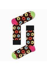 Happy Socks Sokken met heerlijke donuts (MAAT 36/40 + 41/46)