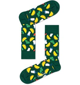 Happy Socks Sokken met taco's