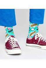 Happy Socks De sok voor de superheld mama (MAAT 36/40)