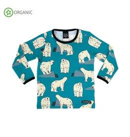 Villervalla T-shirt met ijsberen